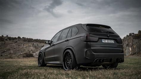 performance bmw  black matte rear hd cars