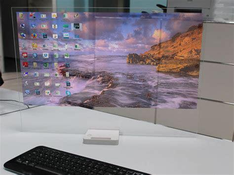 ordinateur de bureau 27 pouces htd 01 le pc qui intègre un projecteur holographique