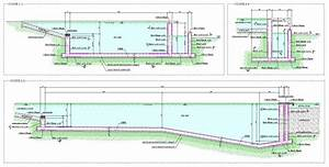Plan d une piscine en beton construction maison beton arme for Plan de piscine beton
