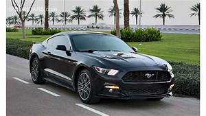 Ford Mustang Ford Mustang V4 EcoBoost US Specs, 1,299/month Zero% Down Payment for sale: AED ...