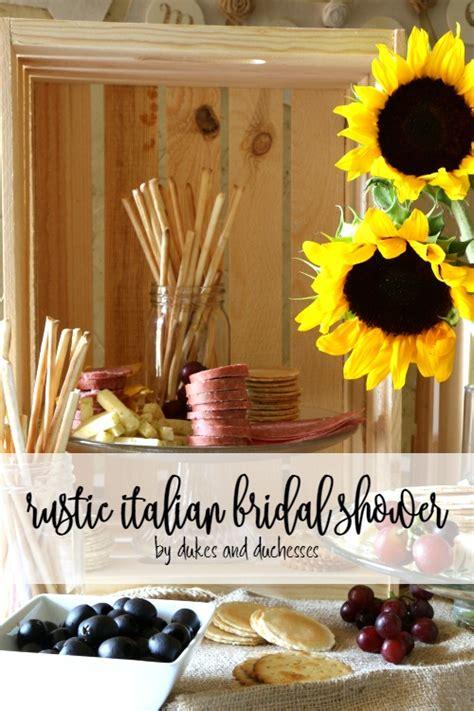 bridal shower ideas  crafting chicks