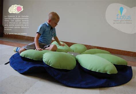 tappeto interattivo per bambini tappeto gioco lotus per bambini dislessici mammachecasa