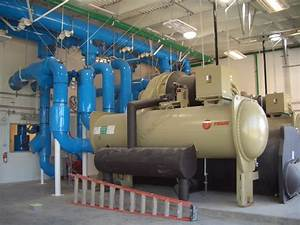 New Chiller Plant To Open