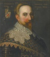 Portrait Of King Gustavus Adolphus II Of Sweden Painting ...