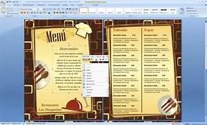 plantilla para menus de restaurante Capacitación para Restaurantes Menus de Restaurantes