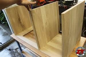tuto fabriquer un meuble vasque de salle de bain zone With fabriquer meuble salle de bain bois