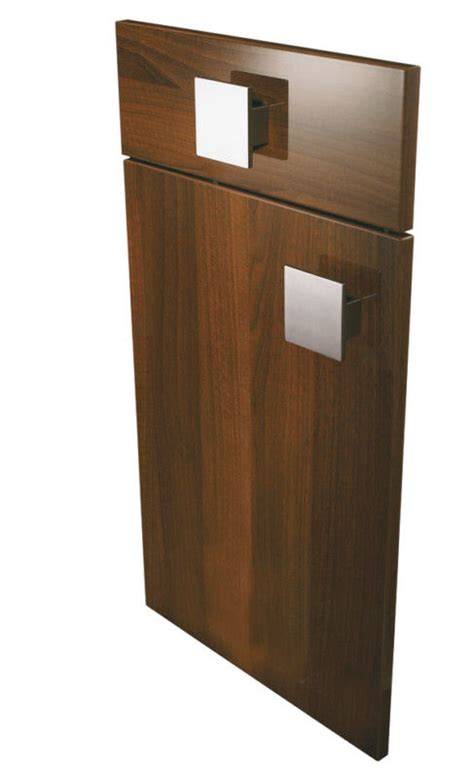 high gloss kitchen cabinets doors replacement kitchen cabinet doors high gloss walnut ebay