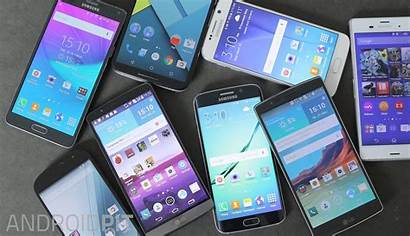 Phone Smartphone Phones Android Hand Second Androidpit