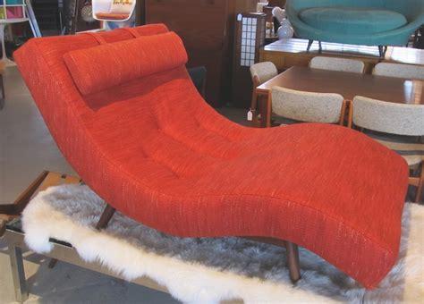 adrian pearsall wave lounge modern chair restoration