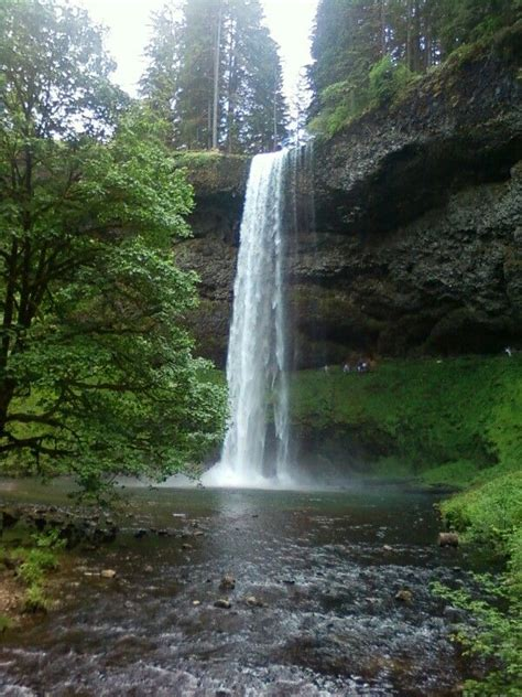 Silver Creek Falls Silverton Oregon