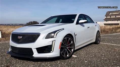 2019 Cadillac Cts V by 2019 Cadilac Cts V Redesign Interior Exterior