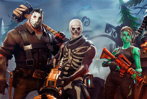 fortnite halloween  news epic games tease season