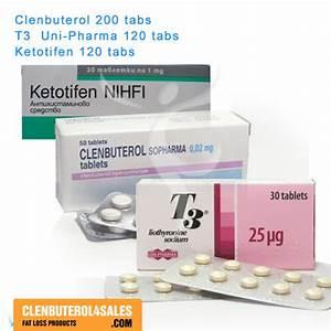 Buy Clenbuterol T3 Ketotifen Cycle
