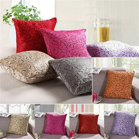 decorative pillows for sofa home bed decorative throw pillow cushion cover