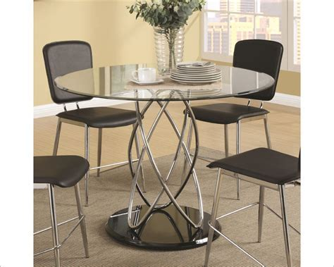 Coaster Contemporary Dining Table Ciccone CO 120990