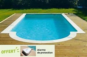 Piscine En Kit Polystyrène : kit piscine polystyr ne 10 00 x 5 00 m escalier roman ~ Premium-room.com Idées de Décoration