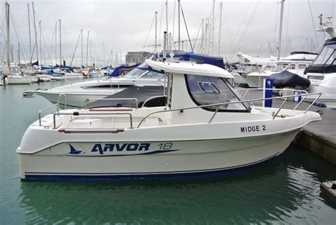 Small Sea Fishing Boats For Sale Uk by Arvor 18 Brighton Boat Sales