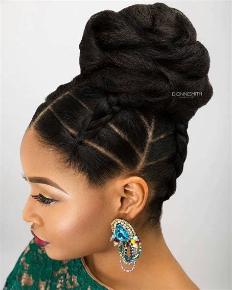 9 hairstyles for black