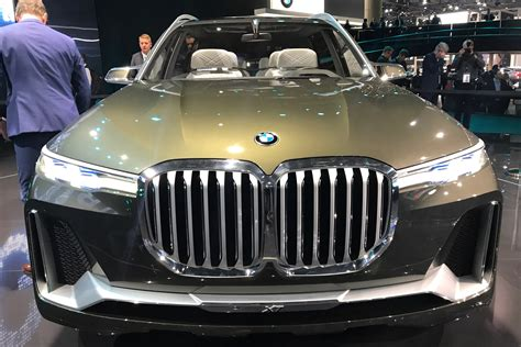 New Bmw X7 Concept Revealed