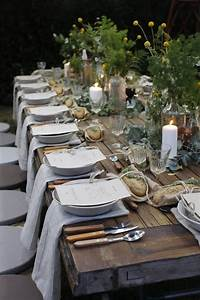 Decorating, Easter, Sunday, Table, With, Pure, Linen