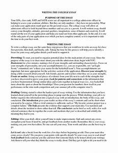 personal gap analysis essay examples