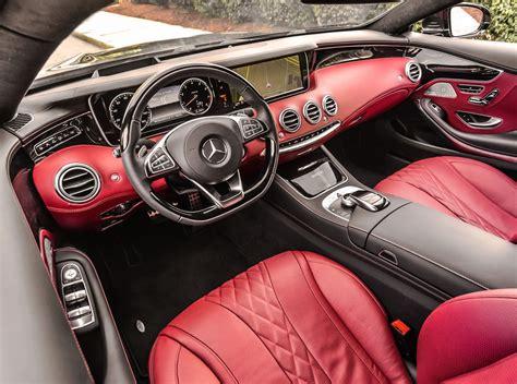 Für 2021 steht dann die amg version des oberklasse modells an. S550 4MATIC Coupe Interior   eMercedesBenz