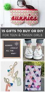 15, Gift, Ideas, For, Teenage, Girls, That, You, Can, Diy, Or, Buy
