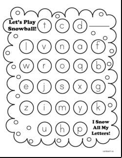 alphabet dauber worksheets 16 best images of thanksgiving bingo dauber letter