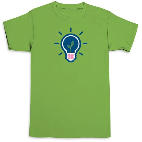 Khan Academy Green TShirt  Ink to the People TShirt