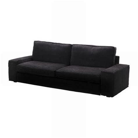 Ikea Kivik Sofa Cover by Ikea Kivik Sofa Bed Slipcover Sofabed Cover Tranas Black