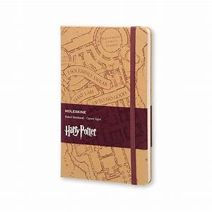 Harry Potter - Limited Edition Notebook - Marauder's Map ...