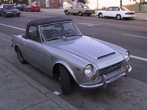 1967 Datsun Fairlady by 1967 Datsun 2000 Fairlady Cars You Don T See Everyday