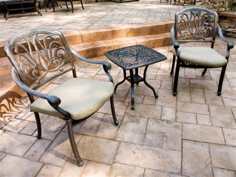 patio surfaces options patio materials and surfaces hgtv