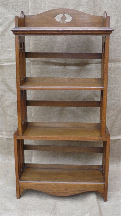 Arts And Crafts Bookcase Plans - arts and crafts bookcase in oak antiques atlas
