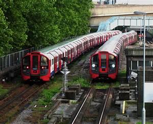London Underground rolling stock - Wikipedia