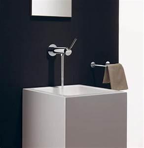 Dornbracht Tara Logic : dornbracht tara logic wall mounted single lever basin faucet ~ Frokenaadalensverden.com Haus und Dekorationen