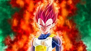 Vegeta Super Saiyan God v2 by rmehedi on DeviantArt