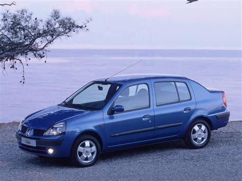 Renault Clio Symbol/thalia Specs
