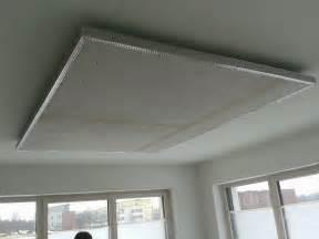 led im wohnzimmer unser bautagebuch abgehängte leuchte im wohnzimmer