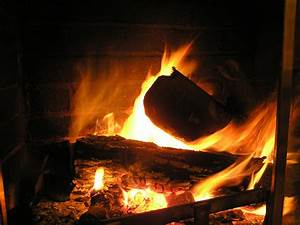 Yule Log Fire | Flickr - Photo Sharing!