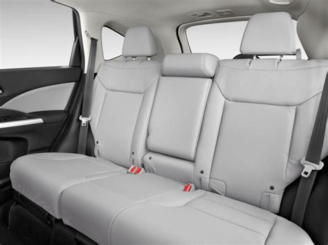 image  honda cr  wd dr touring rear seats size