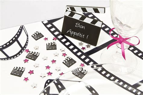 idee deco theme cinema mariage th 232 me cin 233 ma decoration mariage
