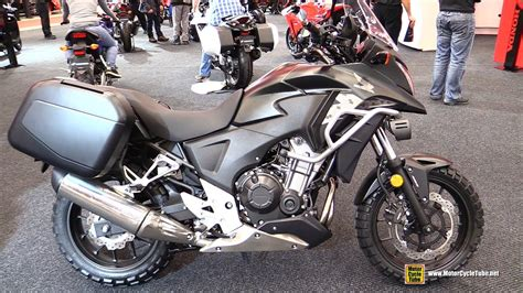 2015 Honda Cb500x Travel Edition