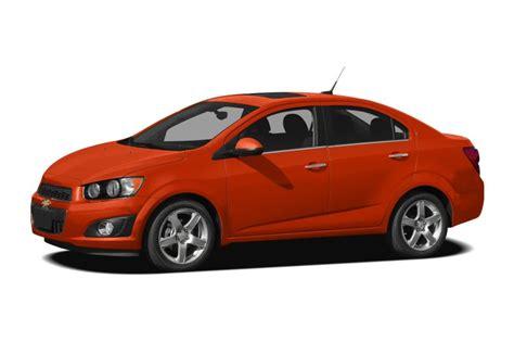 2012 Chevrolet Sonic Information