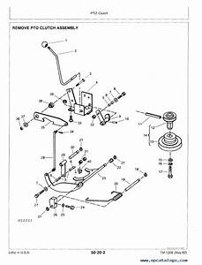 John Deere 112 Electric Lift