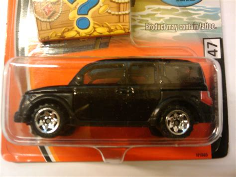 matchbox honda accord honda element