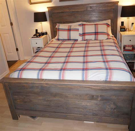 Diy Headboard Footboard by White Headboard And Footboard Diy Projects