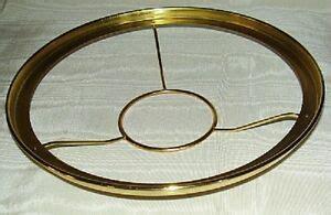 l shade holder ring 10 quot brass shade holder ring alladin l 3 1 8