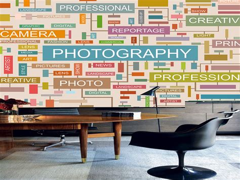Digital Office Wallpaper by 10 Office Wallpaper Ideas To Liven Up Your Workspace