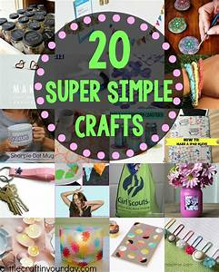 20, Super, Simple, Crafts